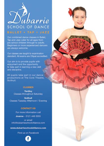 Dubarrie School of Dance